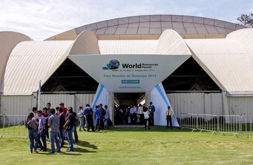 MEGA la Forumul Resurselor Mondiale 2014
