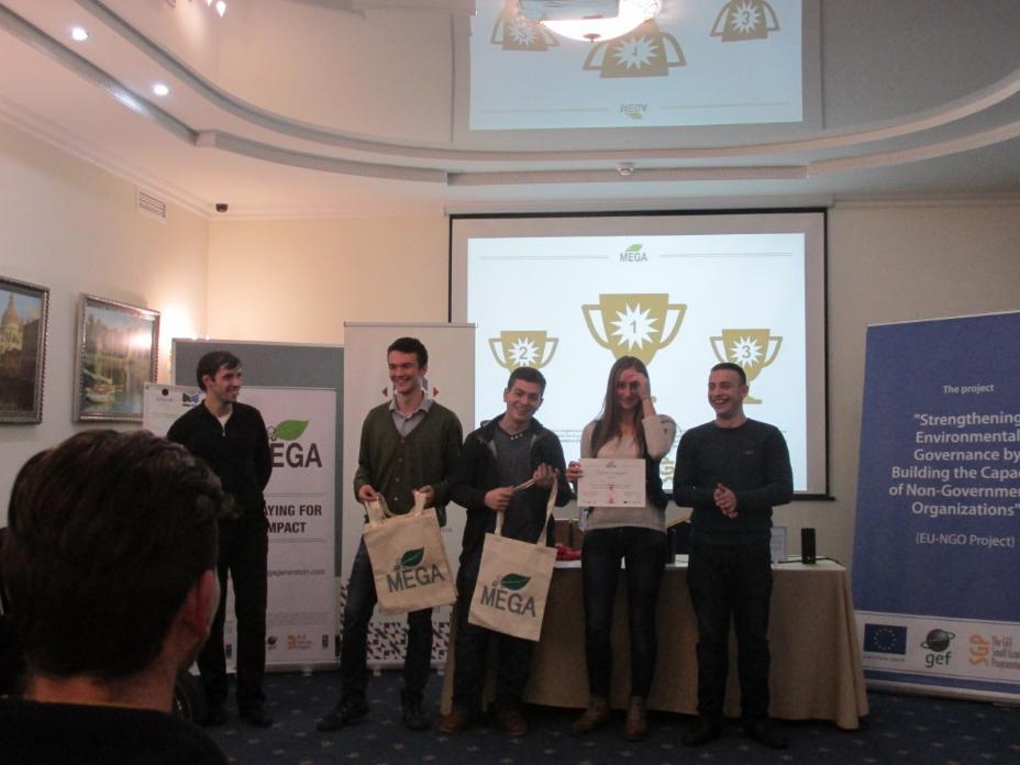 MEGA-Impact-Championship-Winners