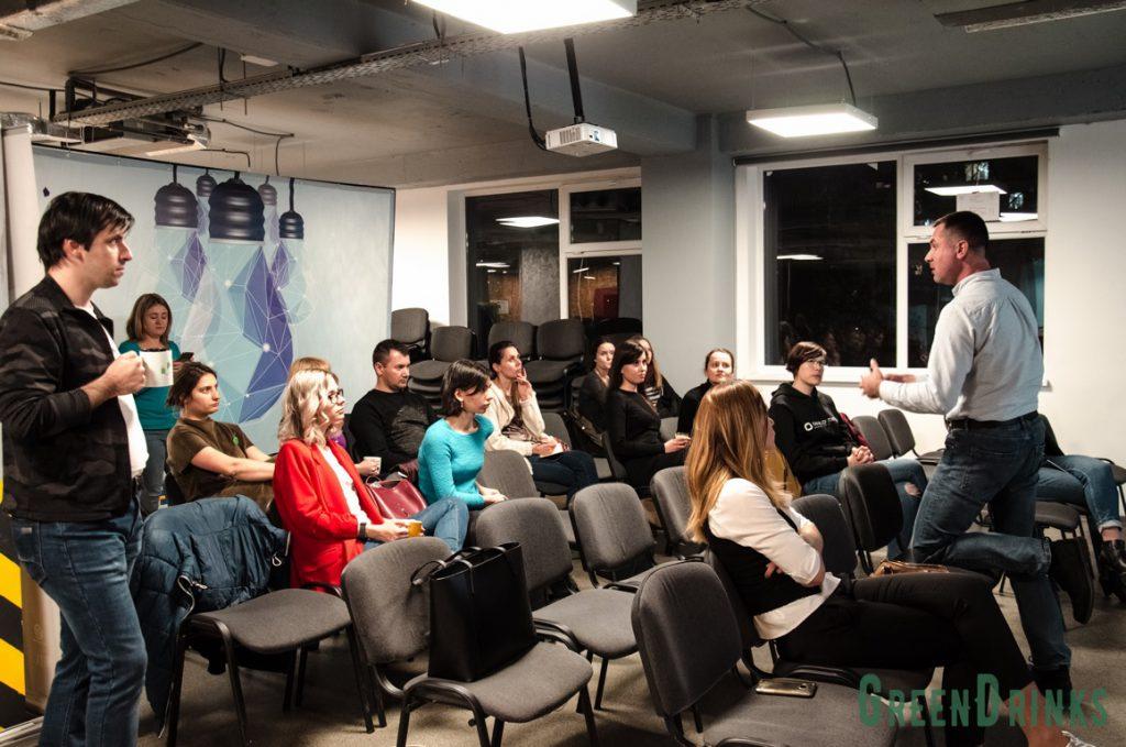 Discuție cu Sergiu Gurău despre antreprenoriat social.