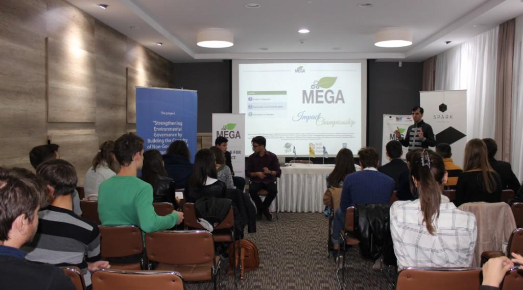 MEGA Impact 2015 Championship - Levels