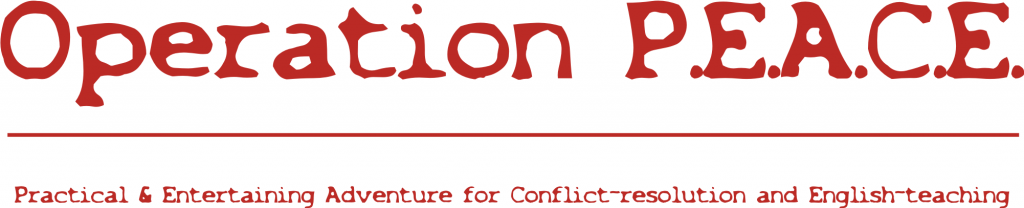 Operation P.E.A.C.E. - Logo