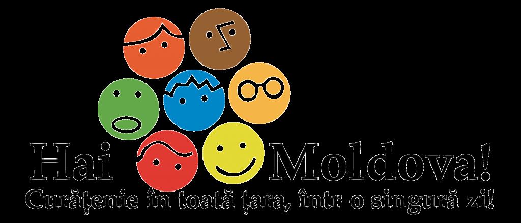 Hai Moldova Logo - Motto