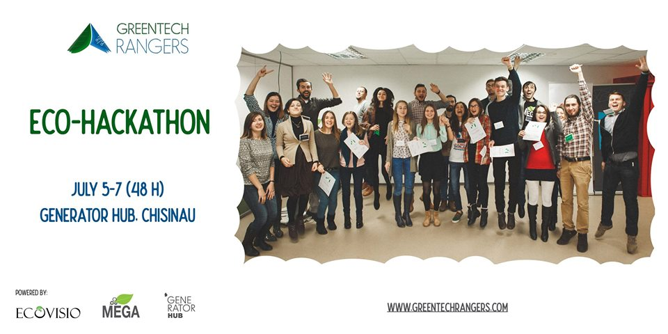 GreenTech Rangers: Eco-Hackathon.