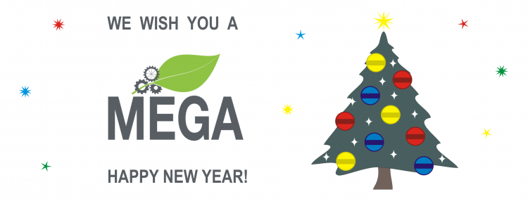 We Wish You a MEGA Happy New Year!